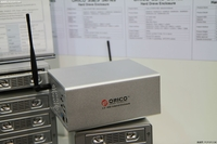 COMPUTEX亮点多 ORICO展出各色实用品