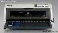 爱普生LQ-790K证卡打印机 暂住证能手