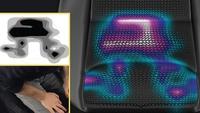 智能汽车靠垫  可智能识别重物与小孩
