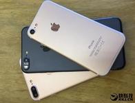 �Ա�iPhone 5��iPhone 7��ɫ����ع�