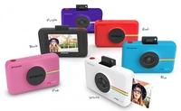 宝丽来推出3.5寸拍立得相机Snap Touch