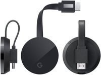 Chromecast Ultra��Ⱦͼ�ع� Logo����
