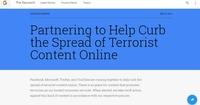 国际网络巨头将联手打击网络恐怖主义