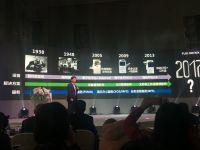 富士施乐用马思纯代言 加速业务转型