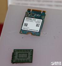 支持NVMe!东芝发布世界最迷你M.2 SSD