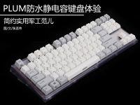 简约实用军工范儿PLUM静电容键盘体验