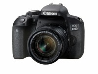 开启单反摄影之门 佳能EOS 800D发布