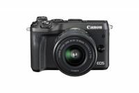 佳能发布微型可换镜数码相机新品EOS M6