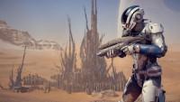《质量效应:仙女座》战斗游戏演示前瞻
