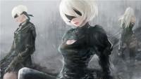 VR新鲜报:《最终幻想15》迷人2B小姐姐