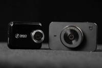 能拍清车牌么?360/小米米家行车记录仪对比
