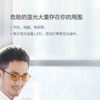 超轻材质护目镜249元 小米TS防蓝光眼镜发布