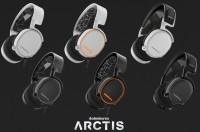 """赛睿Arctis系列耳机确认中文名称――""""寒冰"""""""