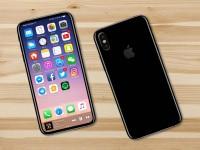 竖排双摄全面屏设计 iPhone8最靠谱模型曝光