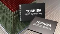 Toshiba首次公开展示 64 层堆栈 1TB SSD