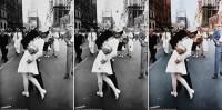 逆转还原:黑白照片只需要几秒就能变成彩色!