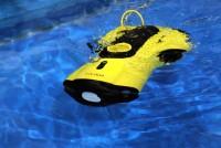 FIFISH水下机器人亮相上海CES 可拍摄4k视频