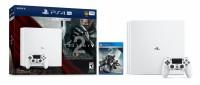 PS4 Pro白色版9月上市 与《耻辱2》捆绑销售