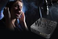 不再羡慕K歌达人 创新发布K歌专业外置音效声卡