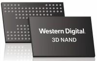 QLC再添好消息 西数宣布推出64层3D QLC闪存