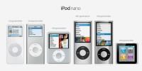从此再无好看的播放器 iPod nano/Shuffle从官网下架