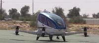 你真的敢坐吗?迪拜试运行飞行出租车 时速超百公里