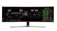 """遇见未来黑科技!三星CHG90开启显示器超""""长""""时代"""