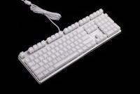 价格亲民颜值高!雷柏V700RGB冰晶版机械键盘评测