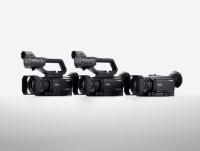 索尼发布三款4K HDR手持摄像机 搭载1英寸堆栈式CMOS