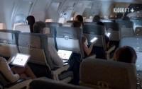 民航局已经允许在飞机上使用电子设备了!