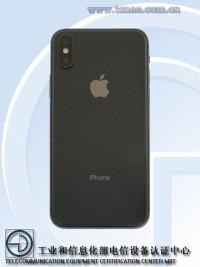 iPhone X证件照亮相工信部 电池容量绝对是惊喜
