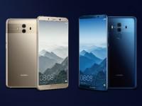 华为Mate 10发布:支持双卡4G,售价5000元起步!