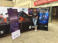 GTL2017东部决赛展开角逐 三星显示器闪耀武汉赛场