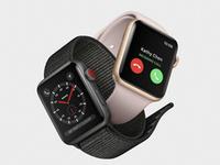 Apple Watch 3被爆质量问题:屏幕边缘出现异常线条