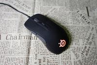 电竞级TrueMove1传感器!赛睿Rival 300S鼠标评测
