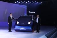 腾讯也入局智能汽车  与广汽合作推出电动概念车