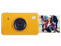 是相机也是拍立得 柯达发布Mini Shot拍立得相机