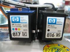 三个品牌3款hp816、817连供系统推荐