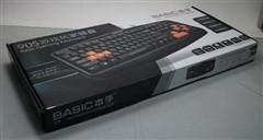 杀手级游戏键盘 炫本手游戏玩家K905
