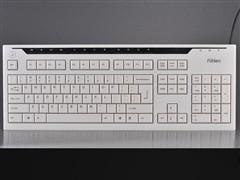多媒体生活!富勒发布超薄多媒体键盘