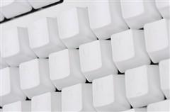 苹果风格!Ducky将推出白同刻机械键盘