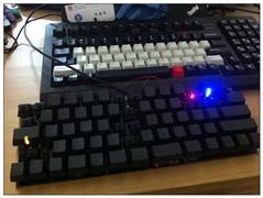网友很强大!自制60%机械键盘图文教程