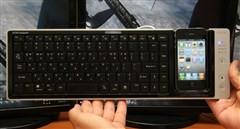 iPhone4手机专属!Omnio外接键盘曝光