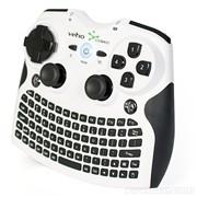 最酷HTPC外设:键盘/鼠标/手柄一体化