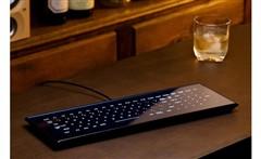 电容屏材质 Minebea键盘摆脱键帽设计