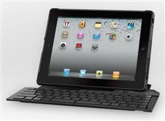 是支架也是键盘!罗技出品iPad2配件