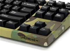 再出新作 Filco推出Gking迷彩版键盘