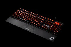 红轴加全键无冲 曝Qpad新品机械键盘