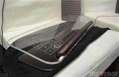创新理念 康宁玻璃制全透明键盘曝光