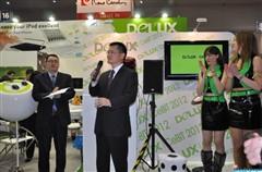 探德国CeBIT2012 多彩全球新品发布会